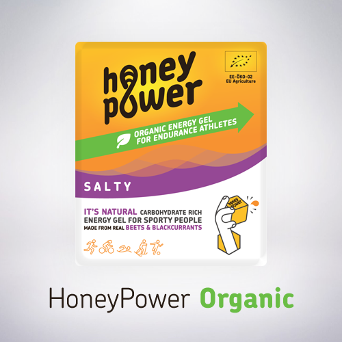 HoneyPower Salty